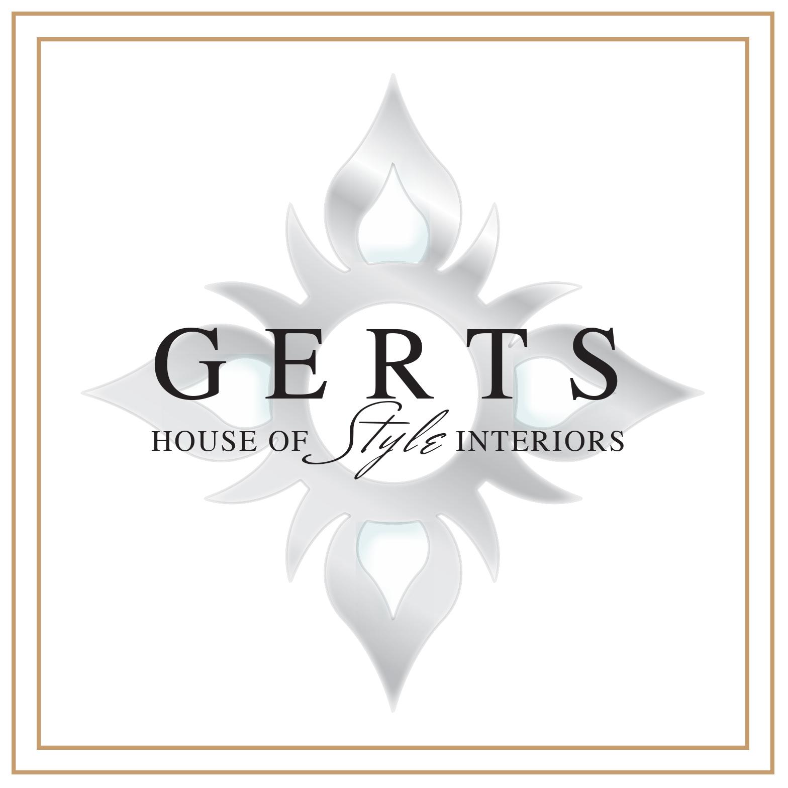 Gerts Web Logo Gold Silver