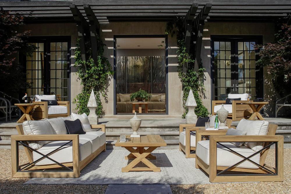 Outdoor teak furniture charlotte nc summer classics malta - Interior design jobs in charlotte nc ...
