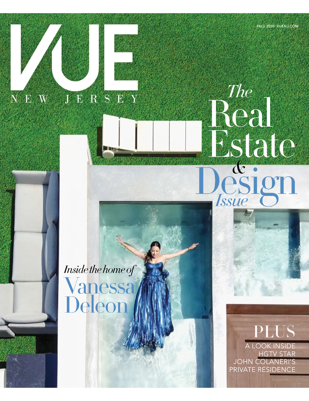VUE Cover